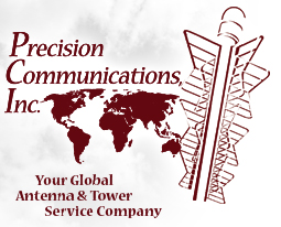 Precision Communication Logo